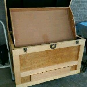 Custom Made Retirement Chests