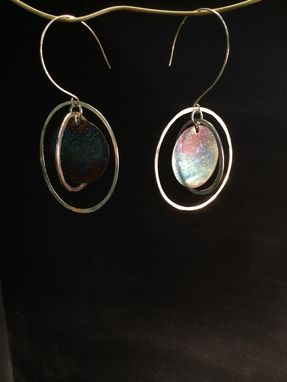 Custom Made Cosmos Earrings
