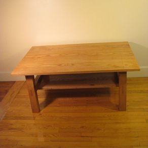 Mission Coffee Tables Craftsman Arts And Crafts Stickley Style Coffee Tables