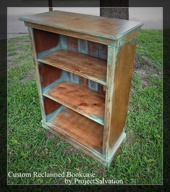 Custom Made Custom Reclaimed Bookcase / Kids Bookcase / Kids Furniture