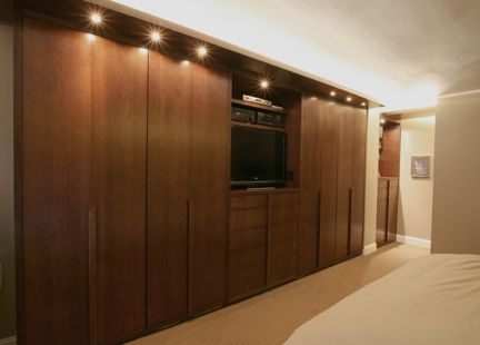 Custom Made 2800 Master Closet