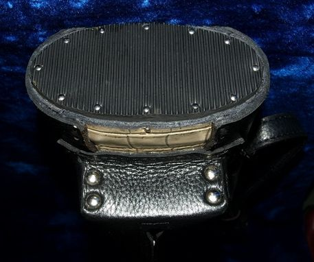 Custom Made Tl34bkwg Leather Poolstick Case