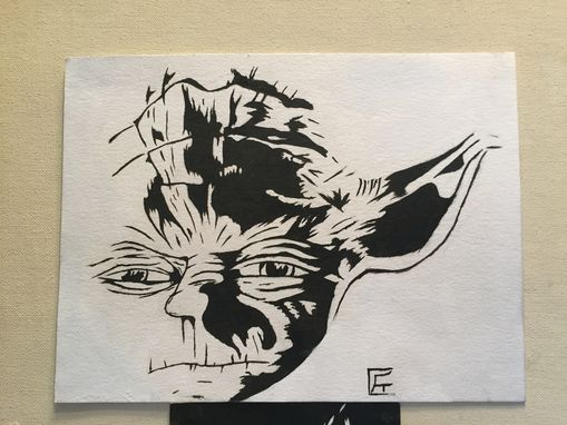Custom Made Custom India Ink Paintings