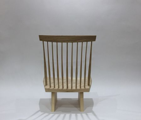 Custom Made Tea House Lounge Chair