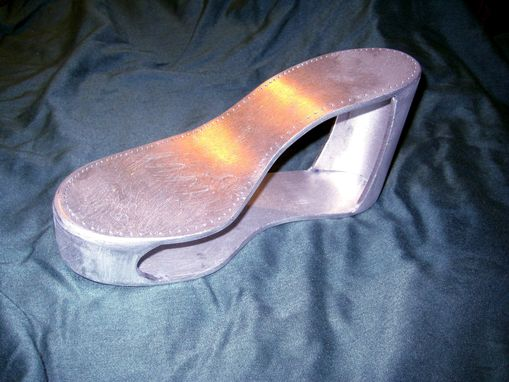 Custom Made Aluminum Shoe Frames
