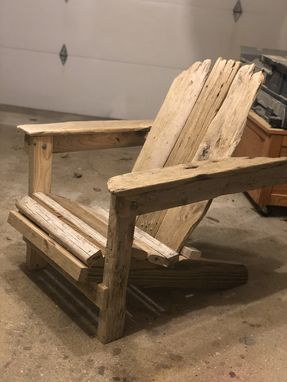 Custom Made Chesapeake Chair