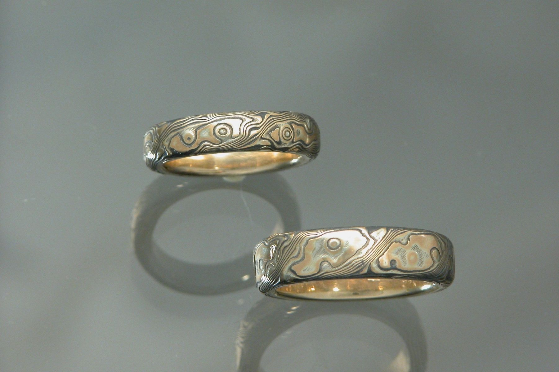 for fullxfull egyptian ring wedding zoom unique band pattern gold tmjx listing yellow bands her il