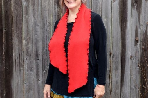 Custom Made Warming Wintery Scarves