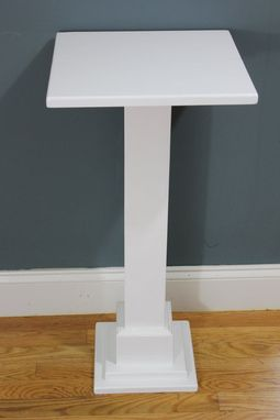Custom Made Accent Table