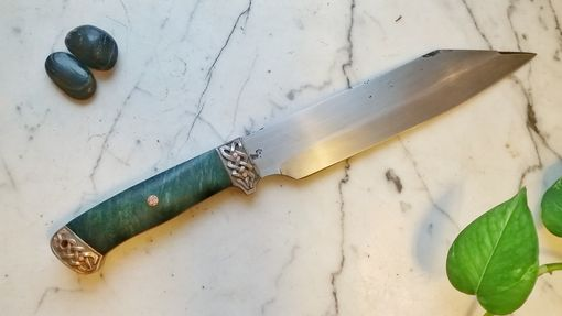 Custom Made Garrett's Knife