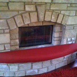 Hand Made Custom Window Seat Bench Cushion By Hearth And