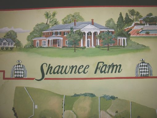 Custom Made Shawnee Farms Custom Map