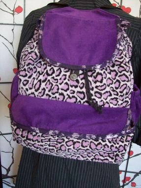 Custom Made Mix And Match Backpacks