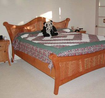 Custom Made Whimiscal Bed