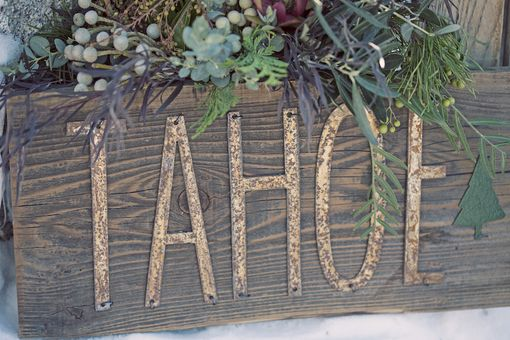 Custom Made Rustic House Numbers, Address Signs - Any Size