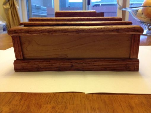 Custom Made Box With Secret Compartment