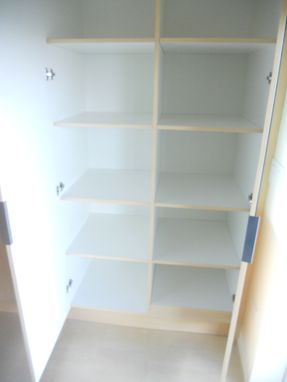 Custom Made Wall Unit Closet