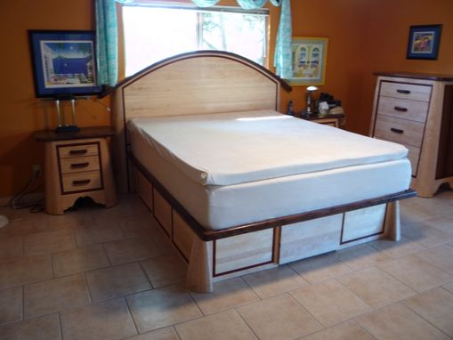Custom Made Custom Bedroom Set