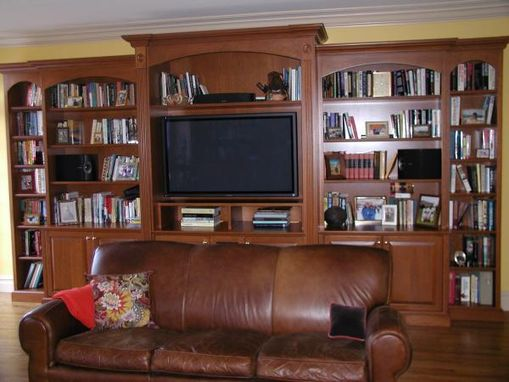 Custom Made Entertainment Cabinets