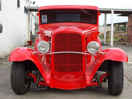 Custom Made Ken's 1931 Ford 5 Window Coupe