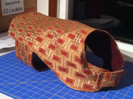 Custom Made Dog Coat