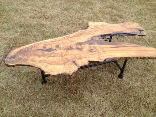 Custom Made Tables (Live Edge & Repurposed)