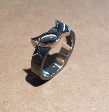 Custom Made Catwoman Ring