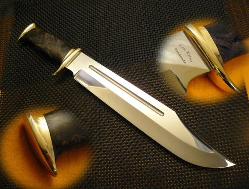 Custom Made Dundee Style Bowie