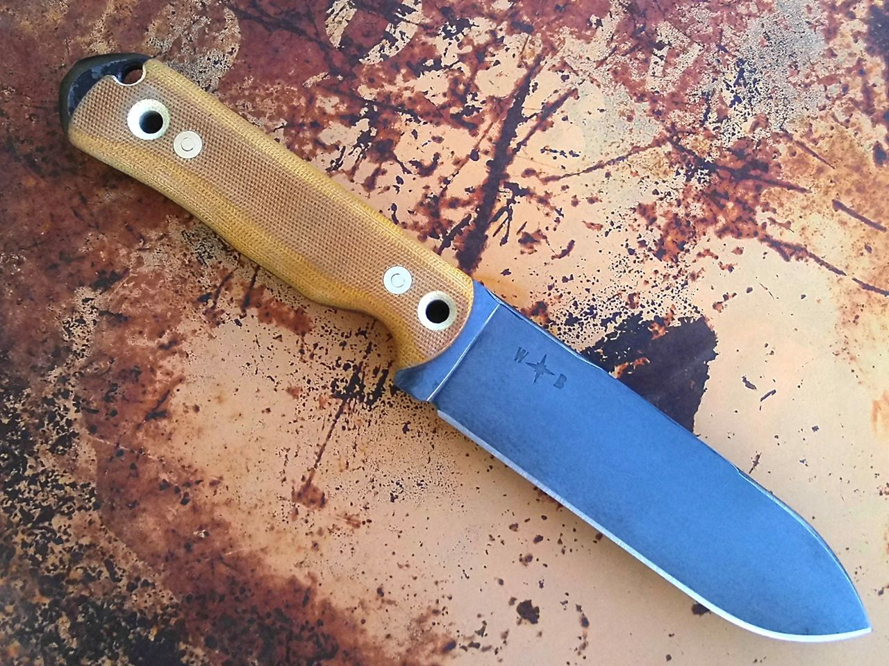 Buy A Hand Crafted Tactical Survival Mission Knife Made To Order