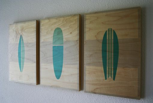 Custom Made The Quiver - Wood Print