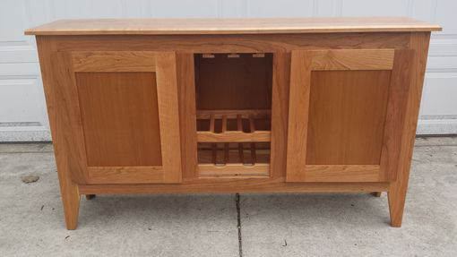 Custom Made Cherry Wine Buffet