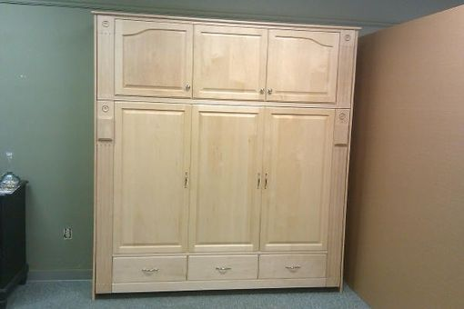 Custom Made Horizontal Excalibur Murphy Bed