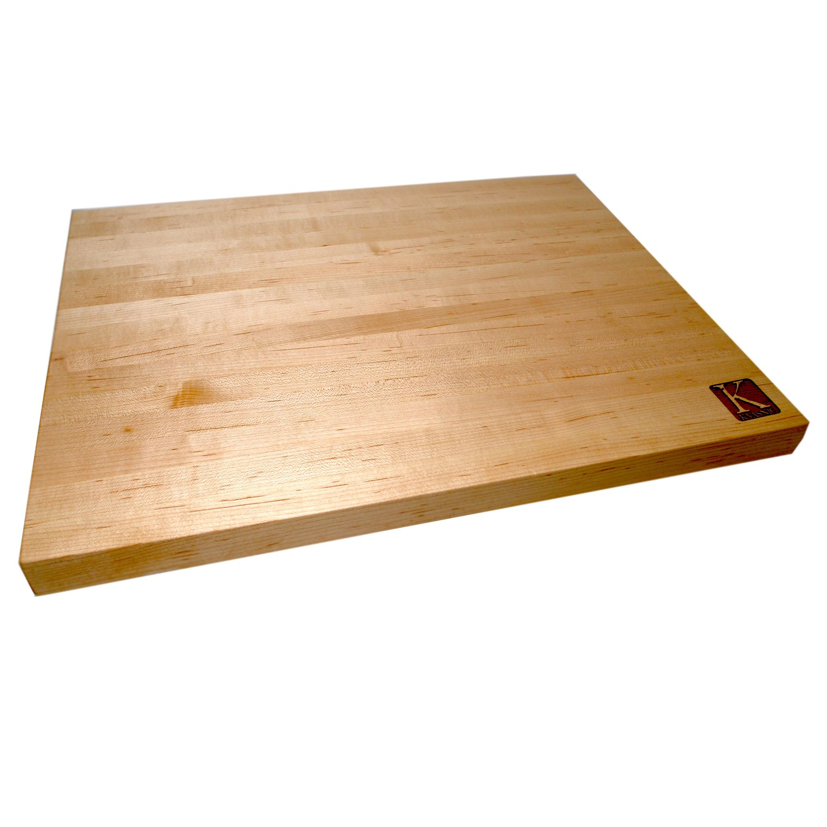 Personalized Cutting Boards ~ Buy a custom solid maple edge grain personalized cutting