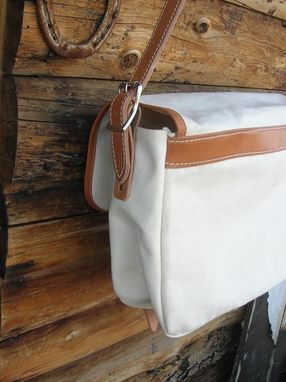 Custom Made Urban Messenger Bag