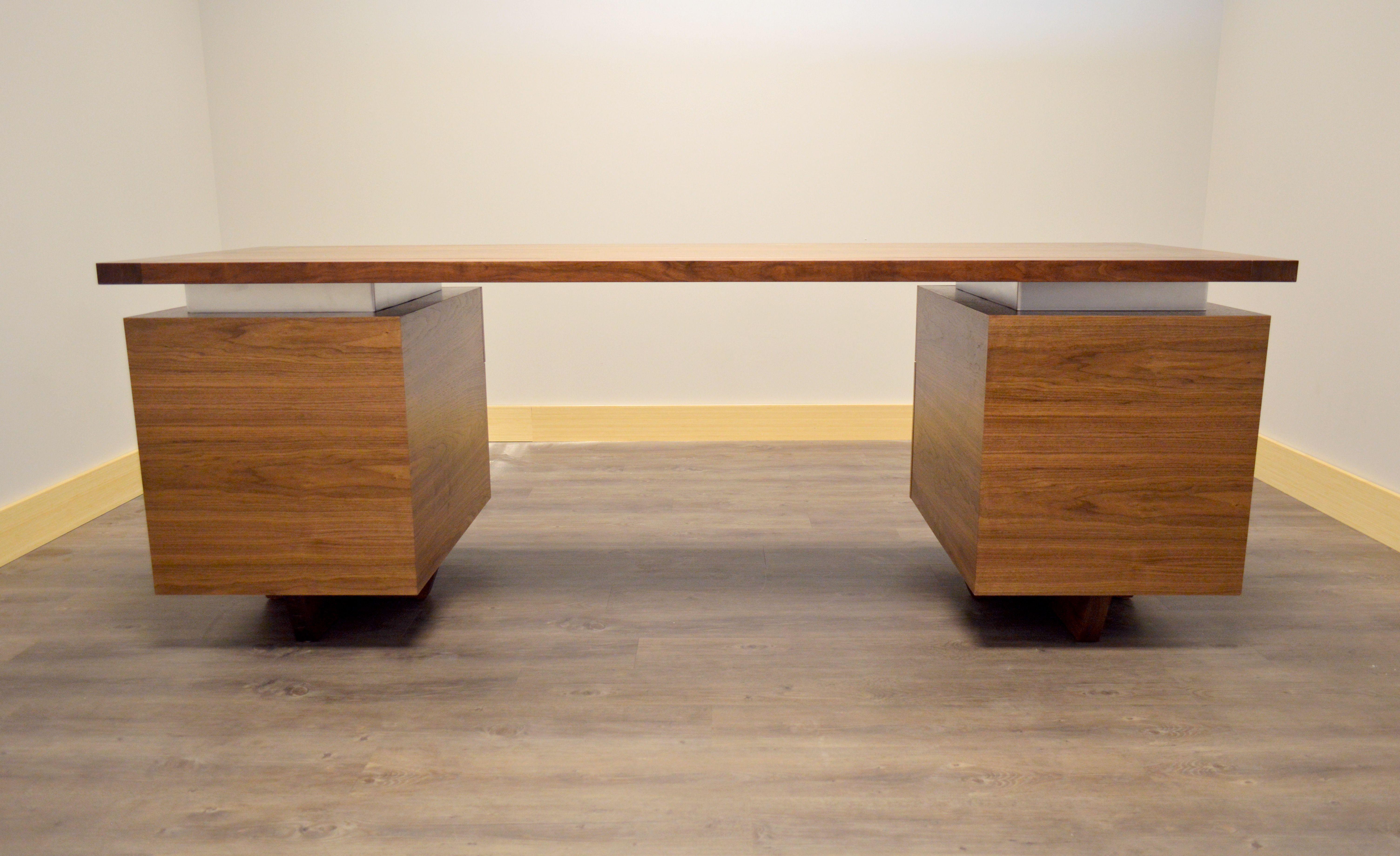 Custom Made Floating Desk