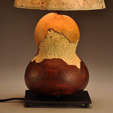 Custom Made Gourd Lamp Urban Design