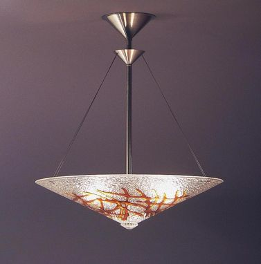 Custom Made Amber Bramble Light