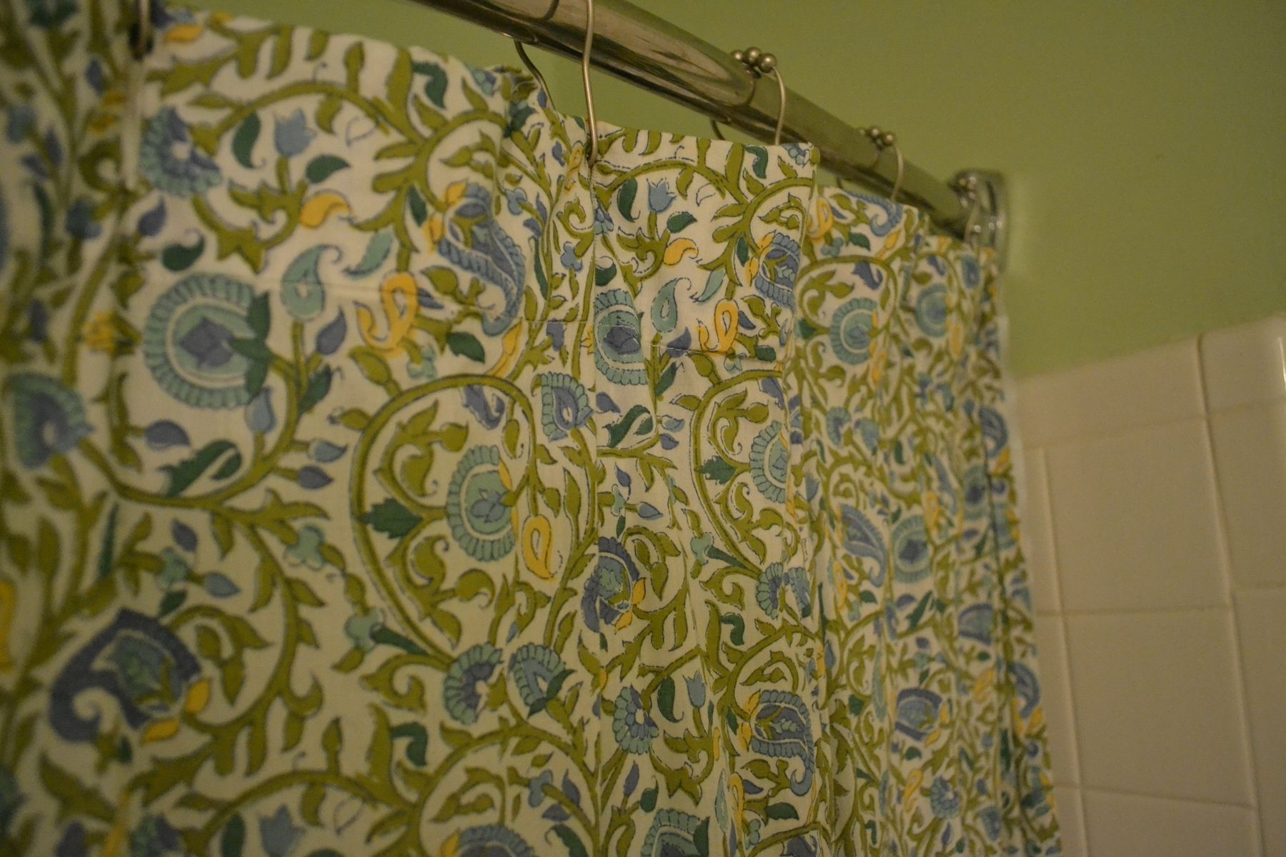 Hand Made Shower Curtains By Drape Baby