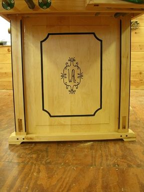 Custom Made Custom Woodworking Bench