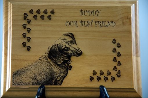 Custom Made Pet Memorials