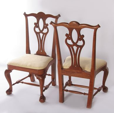 Custom Made Townsend Chairs