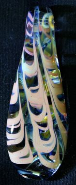 Custom Made Handblown Glass Pendants