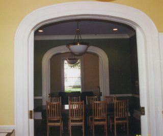 Custom Made Reproduction Cased Openings For Pocket Doors