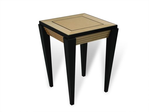 Custom Made Volinia End Table