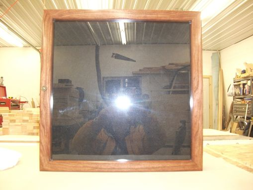 Custom Made Military Honor Display Case