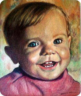 Custom Made Baby Portrait