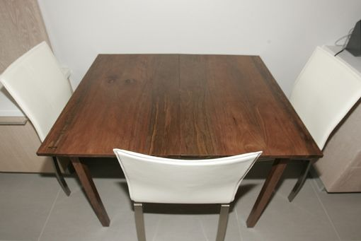Custom Made Ohia Dining Table