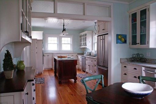 Custom Made Beach Cottage Kitchen