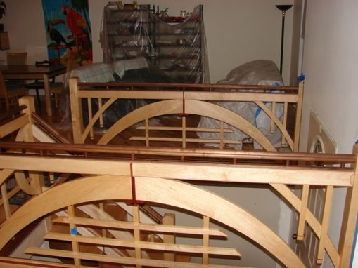 Custom Made Stair And Railings