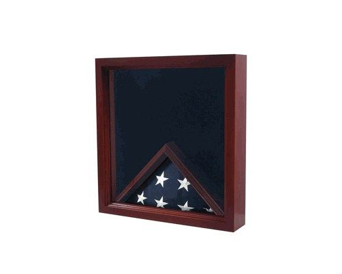 Buy a Hand Made Military Flag And Certificate Display Case, made to ...
